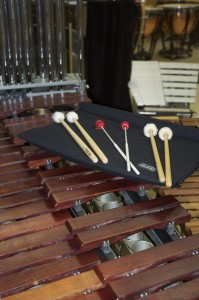 The Gustavus Percussion Ensemble