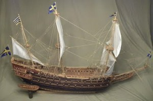 The Swedish Warship Vasa