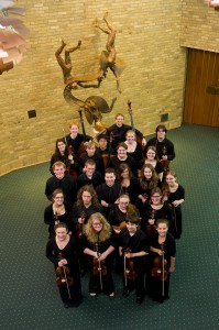 The Gustavus Philharmonic Orchestra, Justin Knoepfel, conductor
