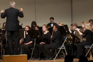 The tradition of concert touring by the music ensembles at Gustavus Adolphus College was established as early as 1878 for the musical, artistic and educational benefit of the student members. Concert touring provides an opportunity to perform a concert program numerous times, fostering a deeper artistic understanding and expression of the music.