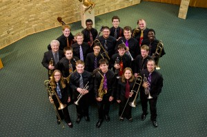 The Gustavus Jazz Lab Band, Steve Wright, director
