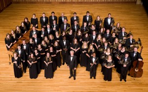 The Gustavus Wind Orchestra, Douglas Nimmo, conductor
