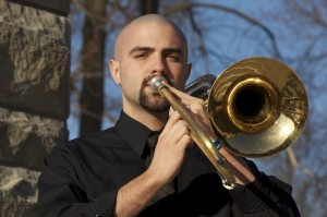 Ben Whalen, trombone
