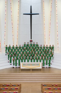 The Choir of Christ Chapel, Brandon Dean, conductor