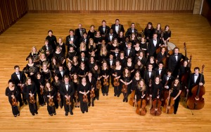 The Gustavus Symphony Orchestra, Dr. Ruth Lin, conductor