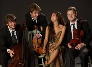 The Aeolus Quartet