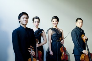 The Parker Quartet