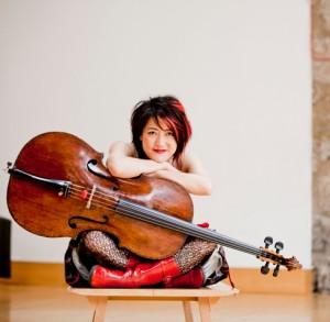 'Cellist Su-A Lee