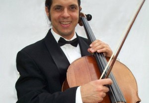 'Cellist Nickolai Kolarov