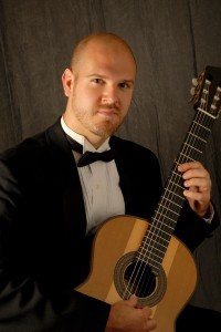 Robert Gruca, classical guitar
