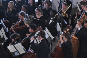 The Gustavus Symphony Orchestra, Family Showcase Concert 2012