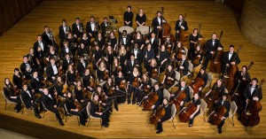 The Gustavus Symphony Orchestra, Ruth Lin, conductor