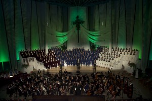 Holy Wisdom, Holy Word, Christmas in Christ Chapel, 2013
