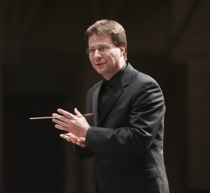 Conductor James Patrick Miller
