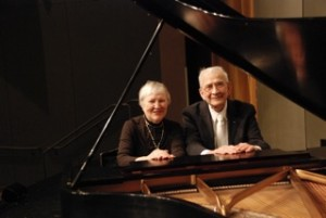 Pianists Helen & Paul Baumgartner