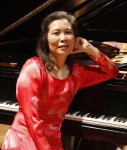 Yumiko Oshima-Ryan, piano