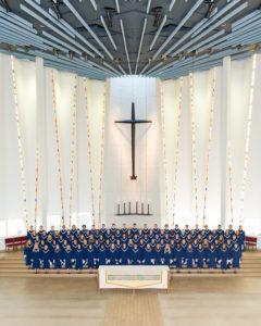 The Choir of Christ Chapel, Brandon Dean, conductor