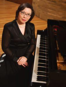 Pianist Yumiko Oshima-Ryan