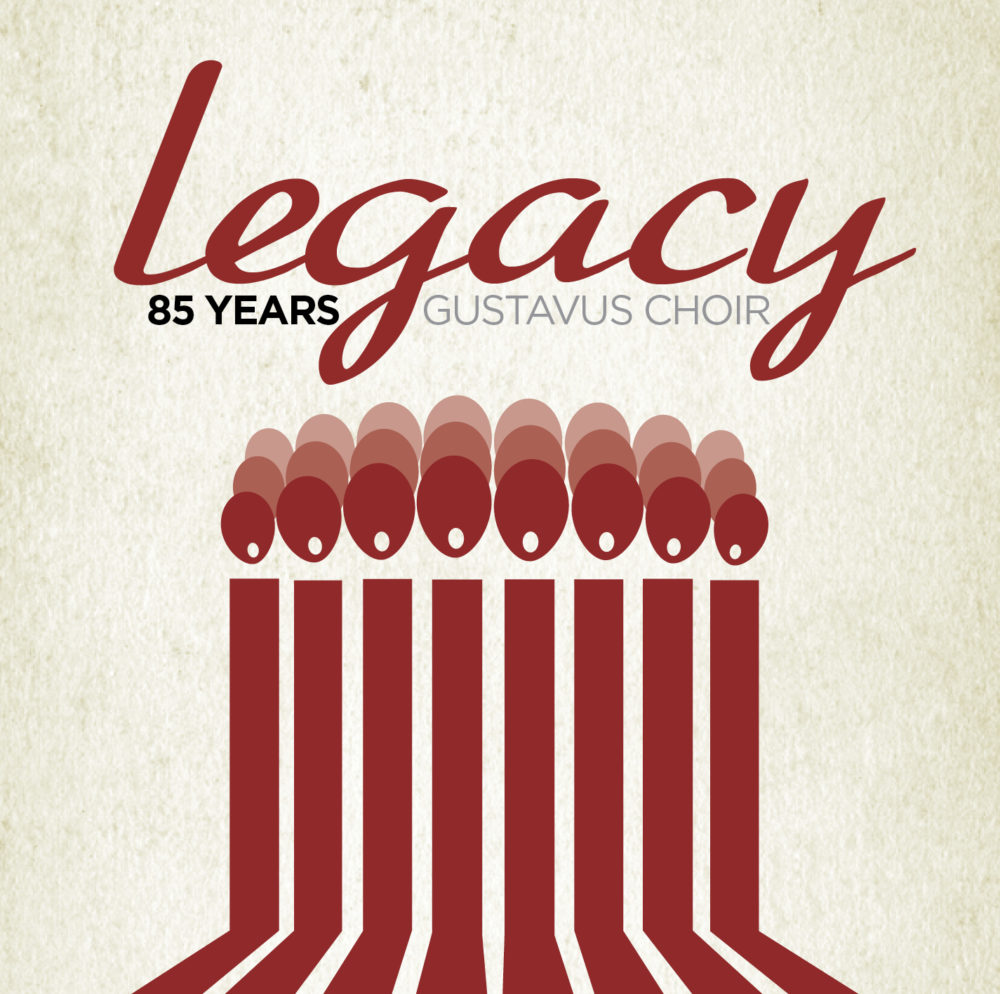 Give the gift of the gustavus choir posted on december 1st the gustavus adolphus college department of music proudly announces the release of the gustavus choirs newest cd legacy 85 years of the gustavus choir negle Gallery
